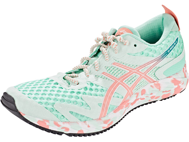 asics Gel-Noosa Tri 12 Shoes Women, mint tint/guava